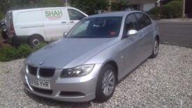 BMW 318i petrol -Silver
