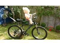 Child Bike Seat. Kids Bike Seat. WeeRide