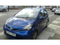 Toyota Aygo 2007 / 57 plate for sale