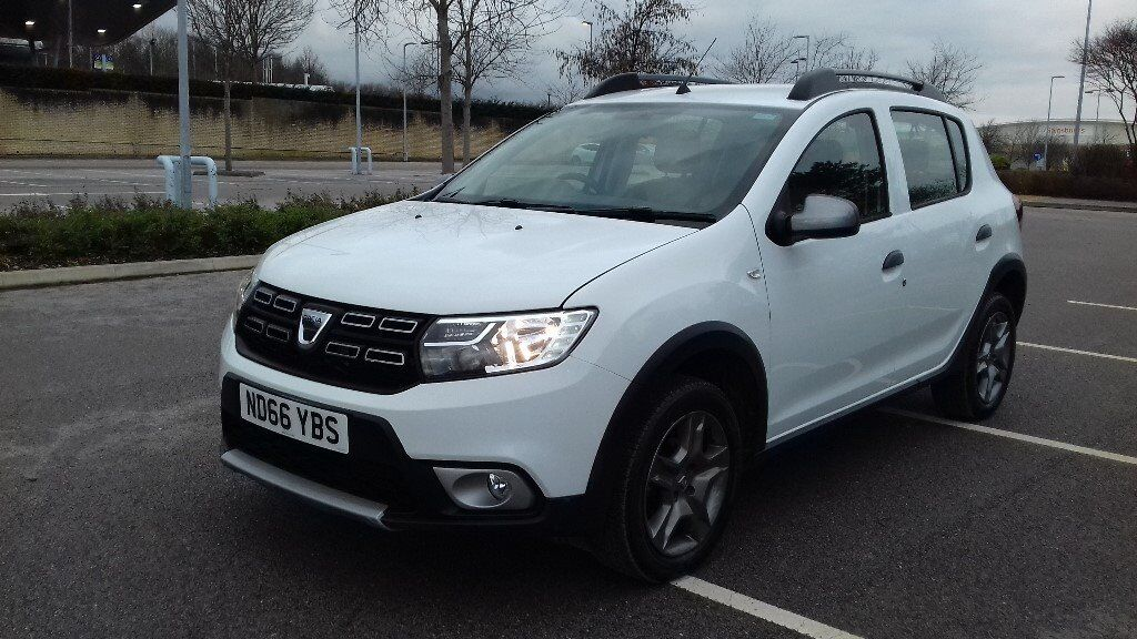 dasia sandero stepway ambiance tce 2017 900 cc petrol for sale in leeds west yorkshire gumtree. Black Bedroom Furniture Sets. Home Design Ideas