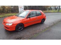 Peugeot 306 s16 really tidy car