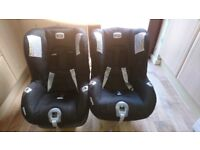 Two Britax 6mths to 18kg for sale
