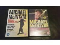 Michael McIntyre DVDs
