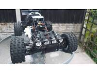 Maverick blackout petrol rc truck swap sale best offer takes it
