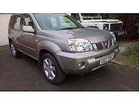 Nissan X Trail 2.2 DCI Sport * low Miles * Good Condition *