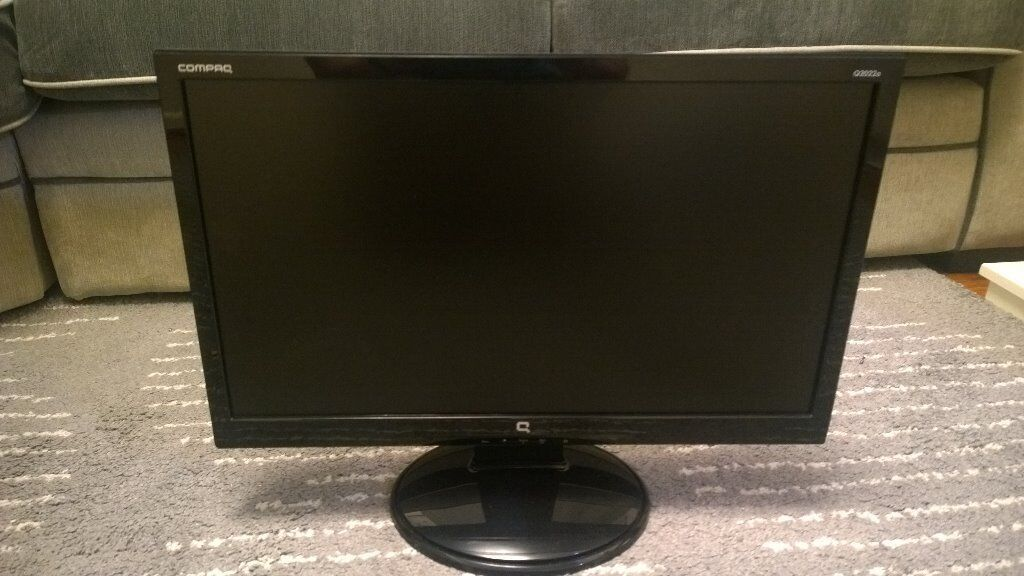 20 Inch Hp Compaq Monitor Q2022a In Coventry West
