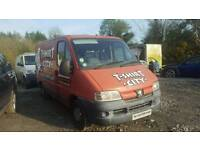 Peugeot boxer 2004 **** BREAKING parts available