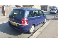 Vauxhall Zafira 2013 Plate For Sale (LPG)   Manual   PCO   BARGAIN   £4000 ***UBER CAR***