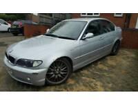BMW 3 SERIES 330D TURBO DIESEL SE 2004 04