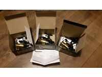 3 x daiwa ss 2600 reels boxed as new instructions reciept