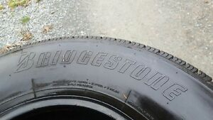 Bridgestone 245/75/16 truck tires