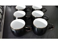 Brand new Denby coffee mugs