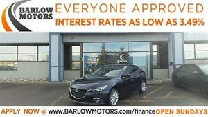 2014 Mazda MAZDA3 GT-SKY (APPLY NOW DRIVE NOW)