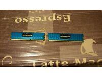 16Gb DDR3 Corsair Vengeance RAM @1600Mhz