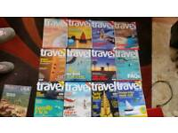 13 travel magazines