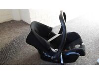 Isofix Maxi Cosi used baby car seat (from 0kg to 13kg)