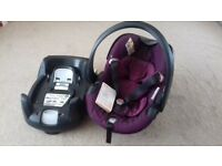 Stokke Izi-Go by BeSafe Car Seat and Isofix base