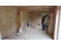 HIGH QUALITY PROFESSIONAL PLASTERING TEAM- TELFORD WOLVERHAMPTON AND WEST MIDS