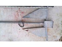 Danforth anchor 2.2 kg