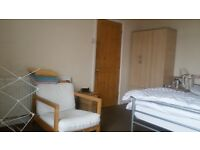 large double bedroom in a 3 bedroomed shared house