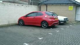 Honda civic type 's gt 2.2