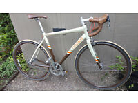 Trek 2nd district single speed 56cm bike