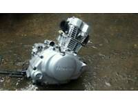 HONDA CBF 125 ENGINE 2008-2011