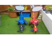 Little tikes 4 in 1 trikes