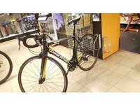Boardman team carbon road racing bike