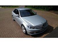 Mercedes Benz C -CLASS C180 Kompressor 1.8l 4 door saloon - ***Reduced to clear no haggling***
