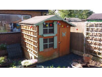 7 x 5 Playhouse / Shed with internal second floor