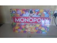 Monopoly candy crush saga, unopened.. Age 8+
