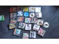Old ps1 games heard back in now, open to offers for all.
