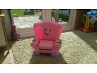 Fisher price chairs