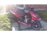 Lexmoto Zoom 2, 125. Spares or repair.