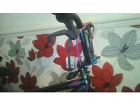 Kids BMX.Hardly used.Brand new brakes and tyres fitted.£50 ono