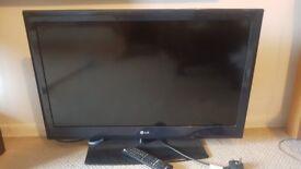 LG Flatscreen TV 32 inch