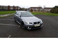 BMW 530d Msport 54reg Estate