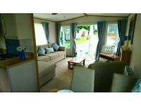 Stunning Brand New Static Caravan For Sale in south ayrshire not ayr saltcoats or prestwick