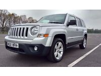 JEEP PATRIOT 2.2 CRD - FROM £26 PER WEEK