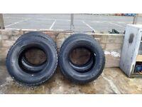 Truck tyres 315/70 /22.5