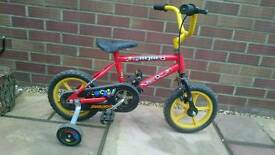 Childs bike Raleigh