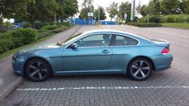 BMW 630i automatic