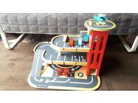 Toy Wooden Garage – ELC