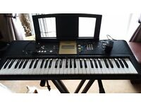 electric keyboard Yamaha
