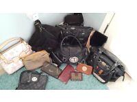 Mixed bags/purses bundle