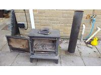 Valor woodburning stove