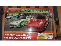 2 MICRO SCALETRIC SETS NO CARS IDEAL FOR EXTRA TRACK