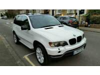 Bmw x5 sport 3.0 diesel automatic 2003