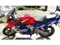 Honda Nsr 125 foxeye 2001...low mileage!!!